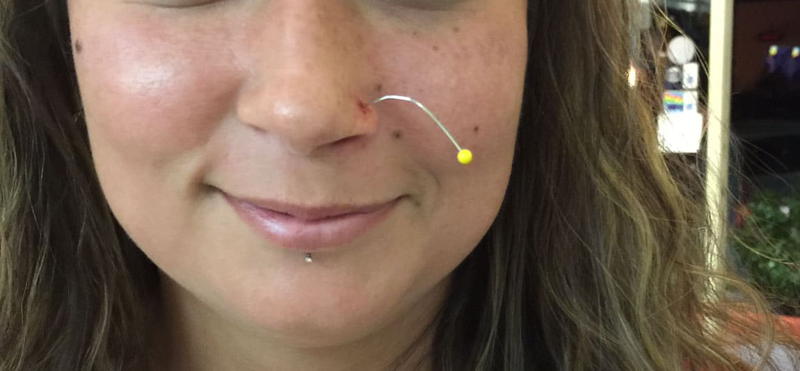 Diy piercing in three easy steps solutioingenieria Images